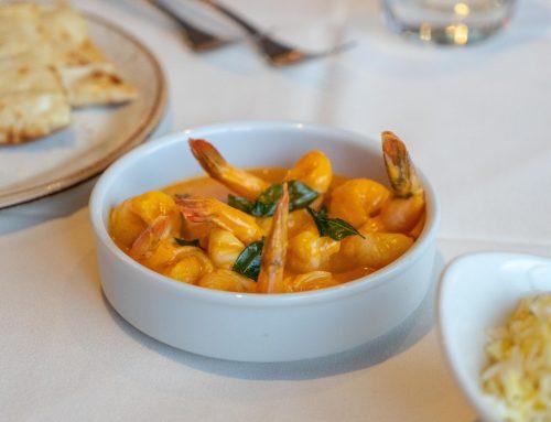 Alleppey Prawn Curry