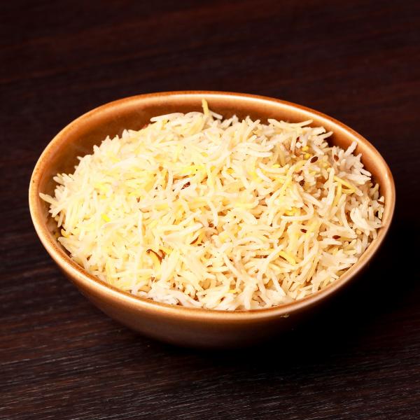 Saffron Pilav Rice