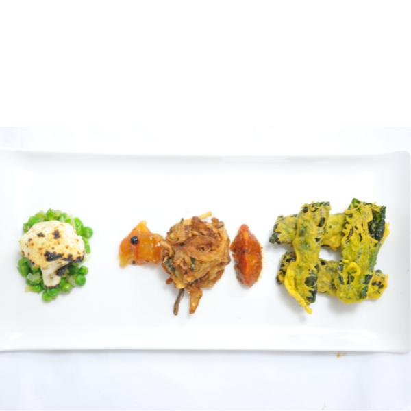 Vegetable Variations by Purple Poppadom