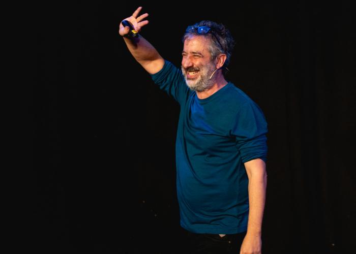 David Baddiel, Soho Theatre London 2020